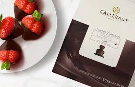 Шоколад для фонтана