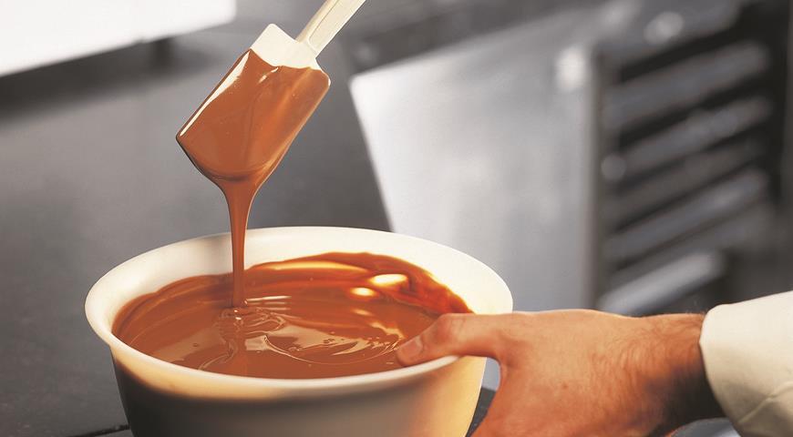 темперирование шоколада