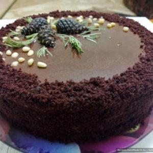 Шоколадный бархат