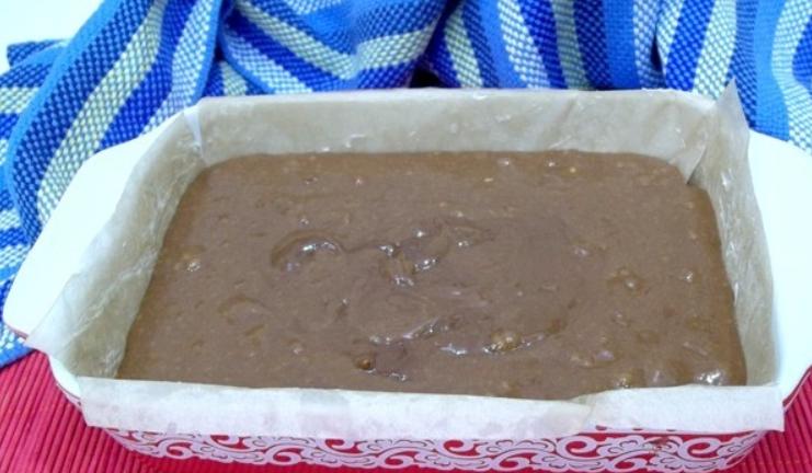 Форму можно слегка смазать сливочным маслом