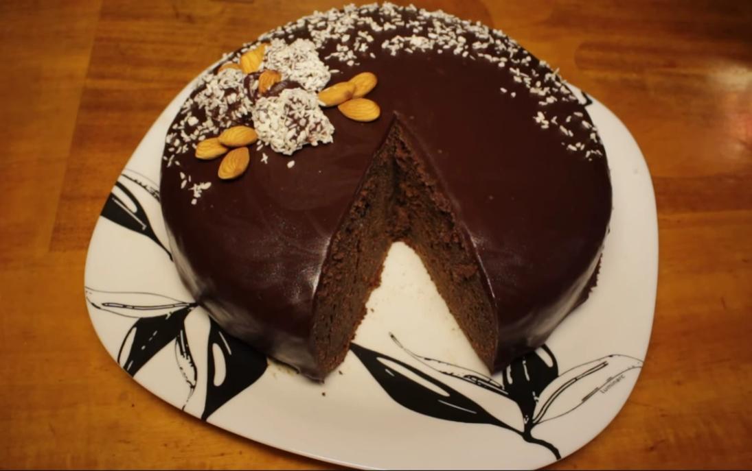 Рецепт самого вкусного шоколадного торта на кипятке