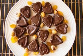 Конфеты из какао-масла